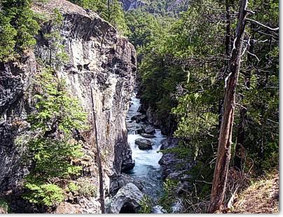 Refugio del Cajon del Azul