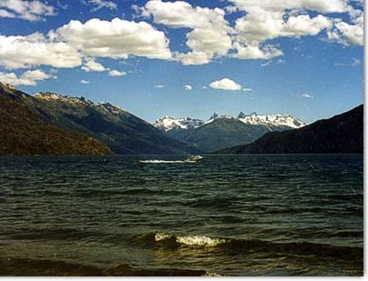 Lago Puelo El Bolson Patagonia Argentina