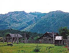Establecimiento del poblador Fernandez en la Seccional Turbio