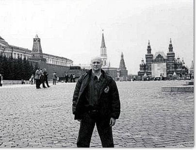 Gerardo Cantore en Rusia