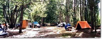 Camping Cerveza El Bolson