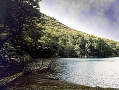 Lago Lahuan Los Laguitos Refugio El Bolson