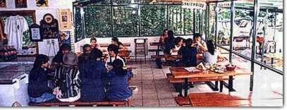 Sala de reuniones y comedor Cerveza El Bolson