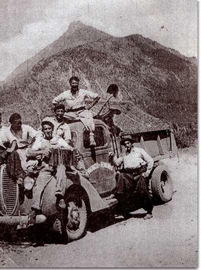 El Bolson 1940