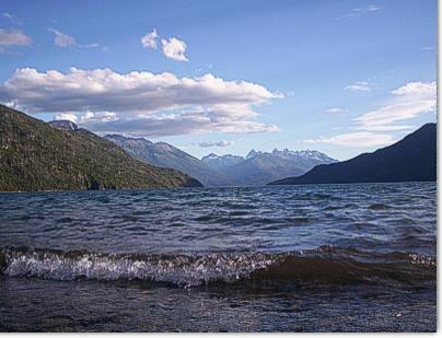 Lago Puelo, El Bolson, Patagonia Argentina