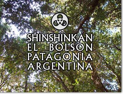 Shinshinkan El Bolson Patagonia
