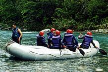 Turismo aventura en El Bolson