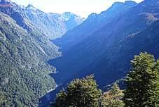 Mirador del Valle del Azul El Bolson Patagonia Argentina