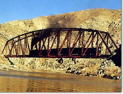 Puente de 150 mts. Sobre el Río Chico