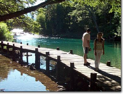 Paseo por Hidden Lake
