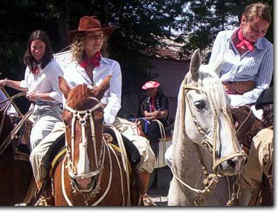 Dia de la Tradicion en El Bolson